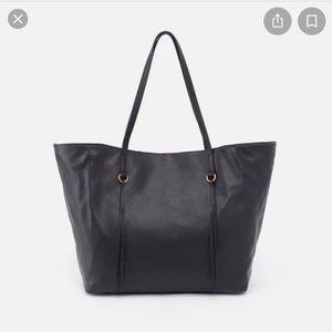 HOBO Kingston soft leather tote bag